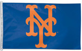 New York Mets 3'x5' Flag