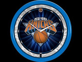 New York Knicks Plasma Clock