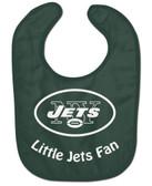 New York Jets Baby Bib - All Pro Little Fan