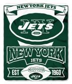 New York Jets 50x60 Fleece Blanket - Marque Design