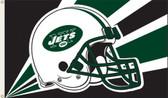 New York Jets 3 Ft. x 5 Ft. Flag w/Grommets
