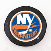 New York Islanders Black Tire Cover, Large
