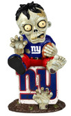 New York Giants Zombie Figurine - On Logo