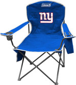New York Giants XL Cooler Quad Chair