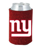 New York Giants Kolder Kaddy Can Holder - Glitter