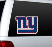 "New York Giants Die-Cut 12""x12"" Window Film"
