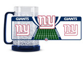 New York Giants Crystal Freezer Mug 9413159118