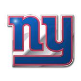 New York Giants Color Auto Emblem - Die Cut