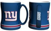 New York Giants Coffee Mug - 15oz Sculpted
