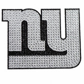 New York Giants Bling Auto Emblem