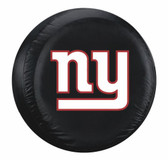 New York Giants Black Tire Cover