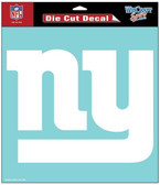 "New York Giants 8""x8"" Die-Cut Decal"