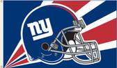 New York Giants 3 Ft. x 5 Ft. Flag w/Grommets