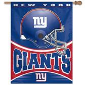 "New York Giants 27""x37"" Banner"