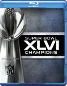 New York Giants 2011 Super Bowl XLVI Champions DVD [Blu-Ray]