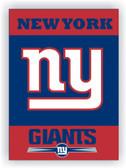 New York Giants 2-Sided 28 x 40 House Banner