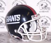 New York Giants 1981-1999 Throwback Riddell Mini Football Helmet