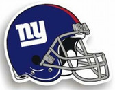 "New York Giants 12"" Helmet Car Magnet"