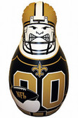 New Orleans Saints Tackle Buddy Punching Bag
