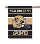 New Orleans Saints 2-Sided 28 x 40 House Banner