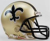New Orleans Saints 1976-99 Throwback Replica Mini Helmet w/ Z2B Face Mask