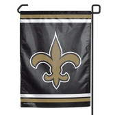 "New Orleans Saints 11""x15"" Garden Flag"