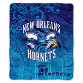 "New Orleans Hornets 50"" x 60"" Micro Raschel Throw Blanket"