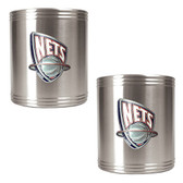 New Jersey Nets Can Holder Set