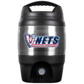 New Jersey Nets 1 Gallon Tailgate Jug