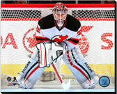 New Jersey Devils Cory Schneider 2014-15 Action 16x20 Stretched Canvas