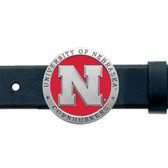 Nebraska Cornhuskers Belt Buckle