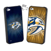 Nashville Predators iPhone 4/4S NHL  Large Logo Lenticular Case