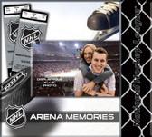 Multi Team NHL Ticket Scrapbook