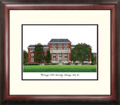 Mississippi State University Alumnus Framed Lithograph