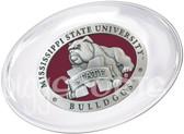 Mississippi State Bulldogs Paperweight Set Mascot Logo