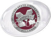 Mississippi State Bulldogs Paperweight Set