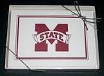 Mississippi State Bulldogs Note Cards