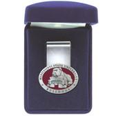 Mississippi State Bulldogs Money Clip Mascot Logo