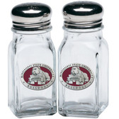 Mississippi State Bulldogs Mascot Logo Salt and Pepper Shaker Set