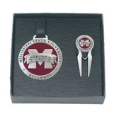 Mississippi State Bulldogs Golf Gift Set