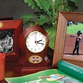 Mississippi State Bulldogs Desk Clock