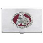 Mississippi State Bulldogs Business Card Case Set BCA10509ER