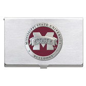 Mississippi State Bulldogs Business Card Case Set