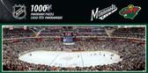 Minnesota Wild Panoramic Stadium Puzzle