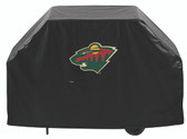 "Minnesota Wild 72"" Grill Cover"