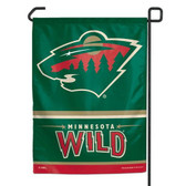 "Minnesota Wild 11""x15"" Garden Flag"