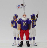 Minnesota Vikings Team Christmas Ornament