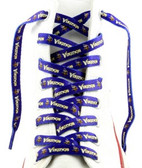 Minnesota Vikings Shoe Laces - 54""