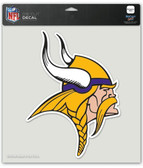 "Minnesota Vikings Die-Cut Decal - 8""x8"" Color"