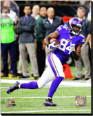 Minnesota Vikings Cordarrelle Patterson 2014 Action 40x50 Stretched Canvas